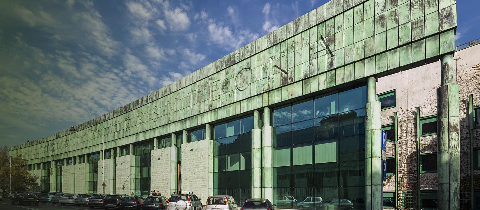 Biblioteka Uniwersytecka w Warszawie (BUW)